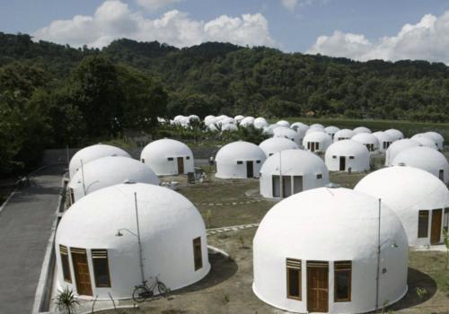 Rumah domes (Kaskus)