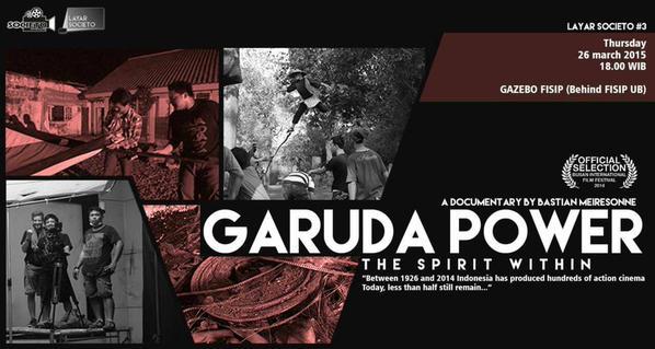 Garuda Power: The Spirit Within (Twitter)