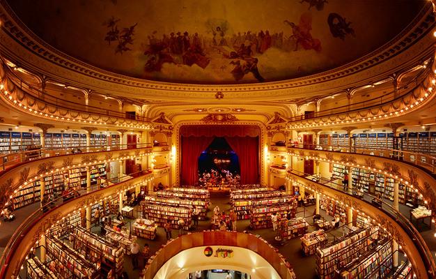 El Ateneo Grand Splendid (www.atlasobscura.com)