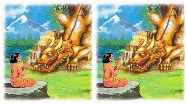 Ilustrasi Naga Besukih (Boombastis)