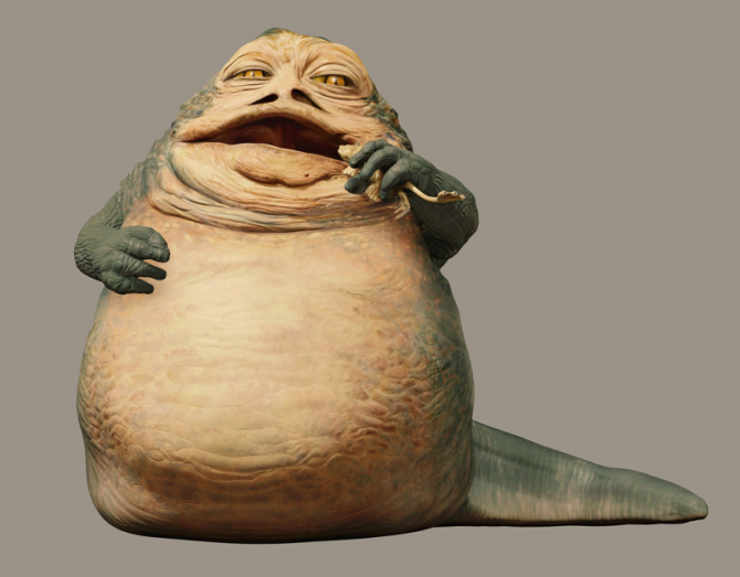 Jabba the Hutt (Disney Wikia)