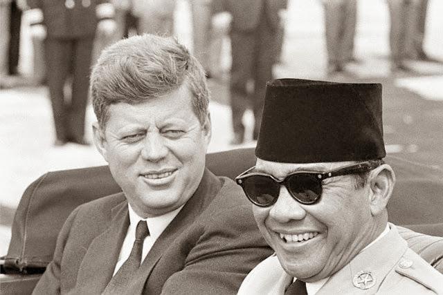 Kennedy dan Sukarno (Sekilasinfo)