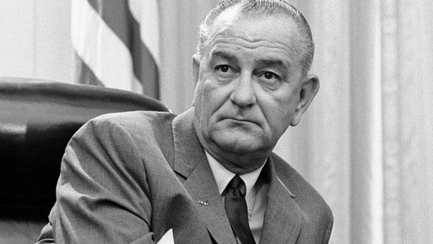 Presiden Lyndon B. Johnson (History)