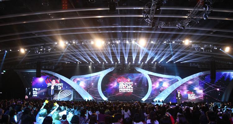 Hal-hal yang Terjadi pada Mnet Asian Music Awards 2015