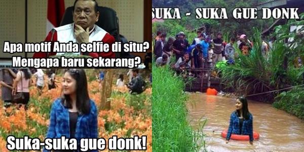 Meme Suka-suka gue dong (Sapujagat)