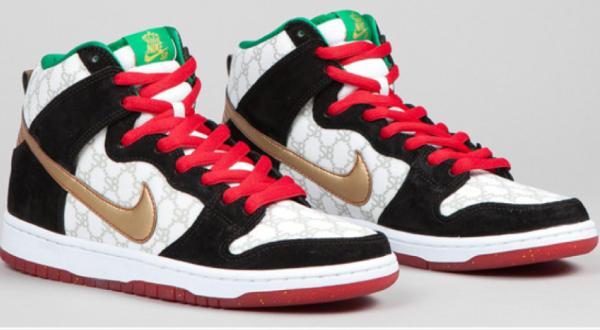 Nike SB Flom Dunk High (The Richest)