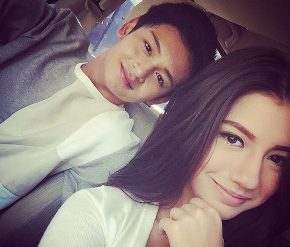 Cassandra Lee dan Randy Martin (instagram)