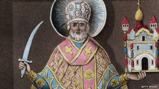 Santo Nikolas (Getty Images)