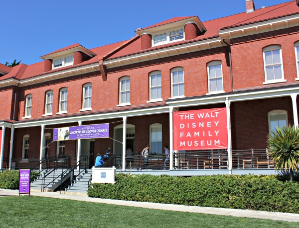 The Walt Disney Family Museum (www.cleverhousewife.com)