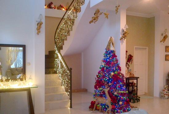 Hias Rumah Ketika Hari Natal (desainic)