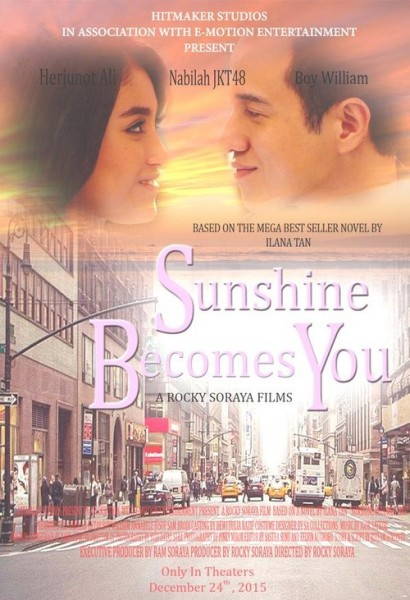Sunshine Become You (posterfilm)
