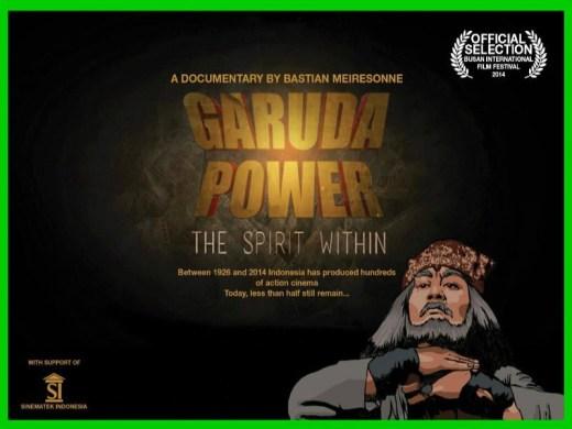 Garuda Power: The Spirit Within (Dikotomiko)