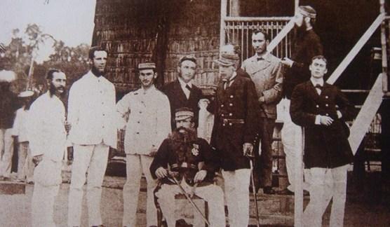 Penjajahan Inggris di Malaysia (Sembangkuala)