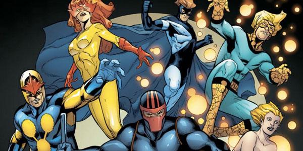 The New Warriors (Marvel Comics)