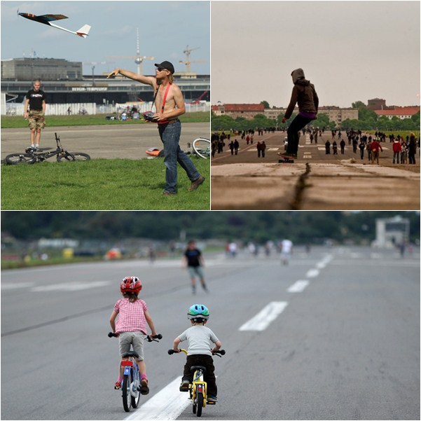 Area di Tempelhof Airport (interestingengineering.com/zimbio.com/everettpotter.com)