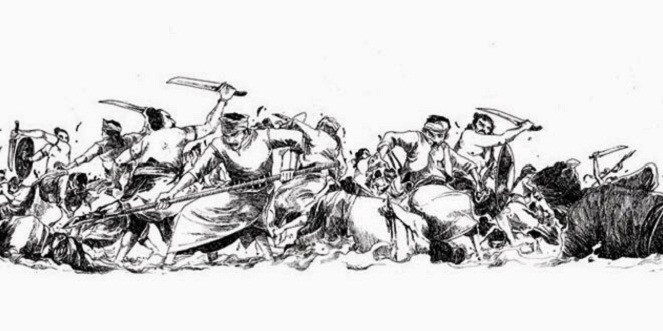 Perang Bubat (Boombastis)