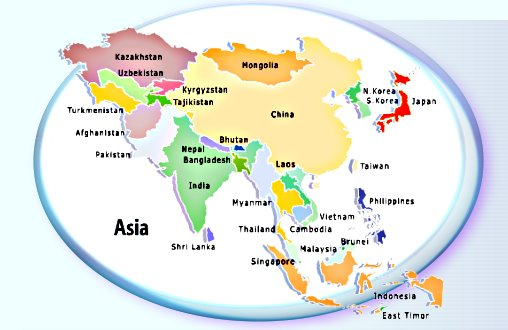 Asia (Viruspintar)