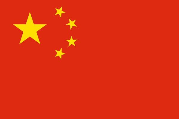 Bendera Tiongkok (Flaglane)
