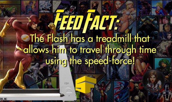 Fakta superhero (Superherofeed)
