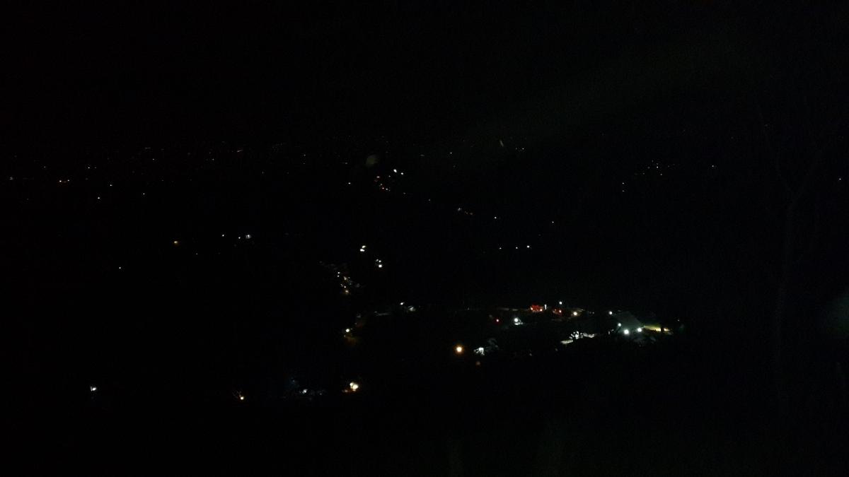 Pemandangan Bukit Bintang Malam Hari (jadiBerita.com)