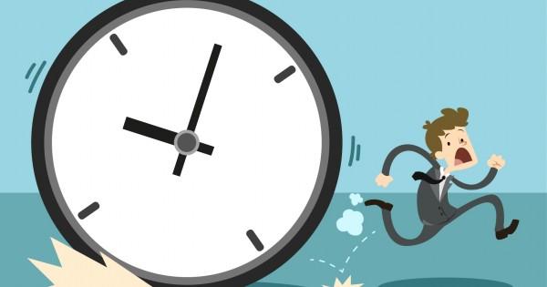 Manajemen waktu yang buruk (studentpreneur)