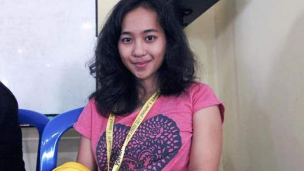 Chelsie Monica Ignesias Sihite (Indosport)