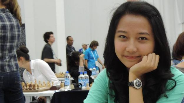 Irene Kharisma Sukandar (Kaskus)