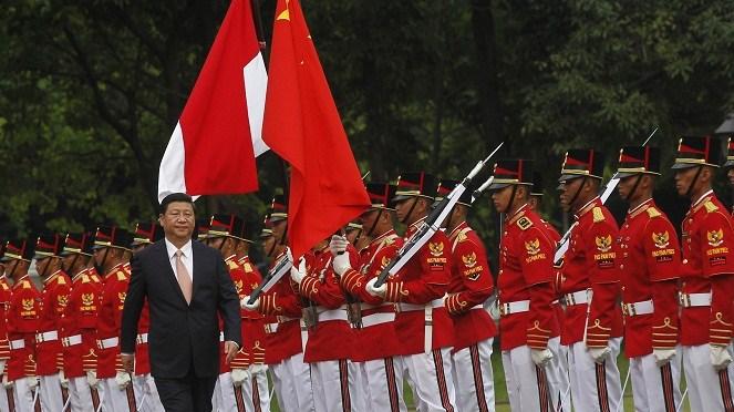 Hubungan Indonesia dengan Tiongkok (Viva)