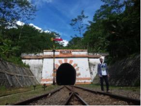 Terowongan Lampegan Cianjur