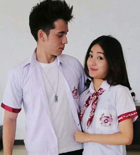 Stefan William dan Natasha Wilona (instagram)