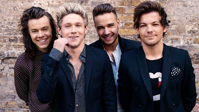 One Direction (Rollingstone)