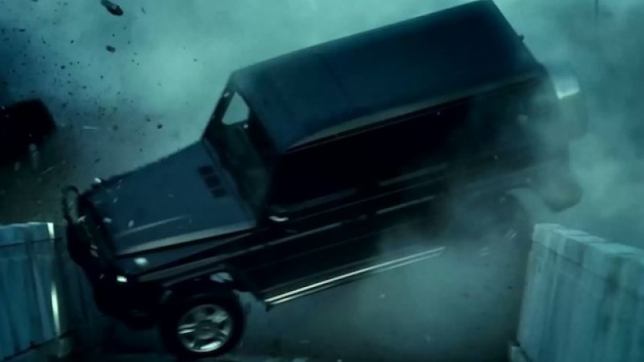 Mobil dalam film Die Hard 5 (Autoblog)