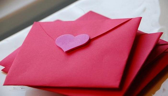 Surat Cinta Romantis Pertama di Dunia