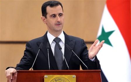 Bashar al-Assad (www.telegraph.co.uk)