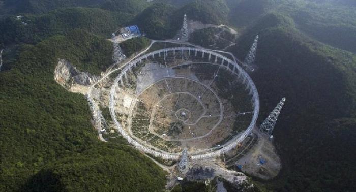 Meneropong Kecanggihan Teleskop Terbesar di Dunia