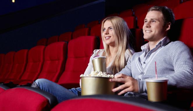 Nonton bioskop (Langkahmudah)