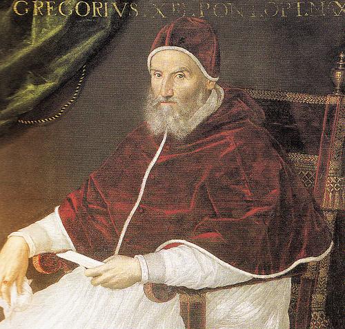Paus Gregorius XIII (Flickr)