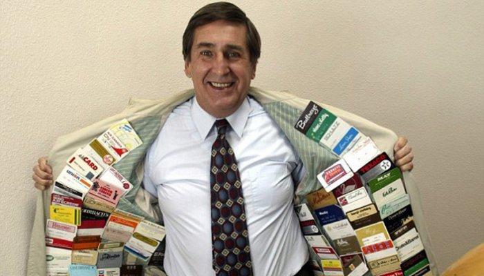 Walter Cavanagh, Pria dengan Kartu Kredit Terbanyak di Dunia