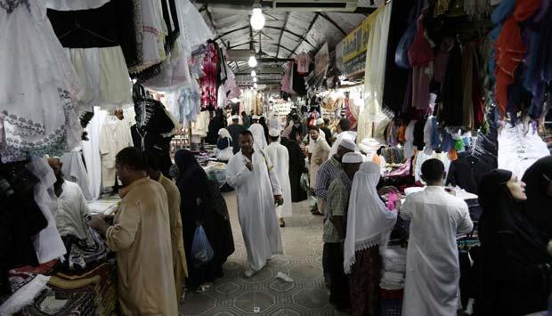 Pasar di Arab (alhijaztourtravel)