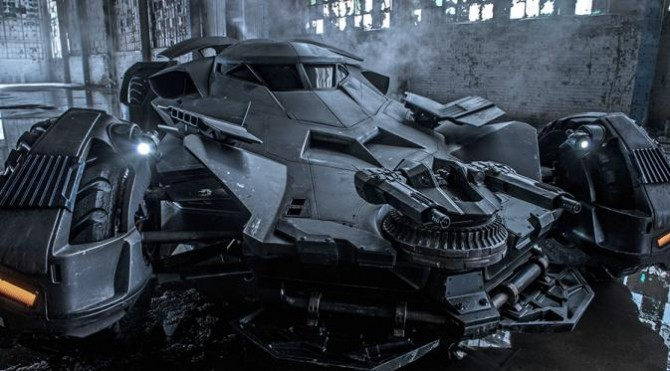 Batmobile baru (YouTube)