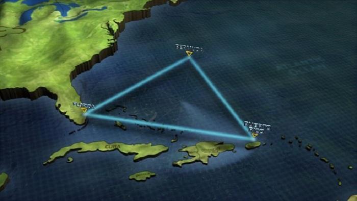 Terungkap, Misteri di BaliK Segitiga Bermuda