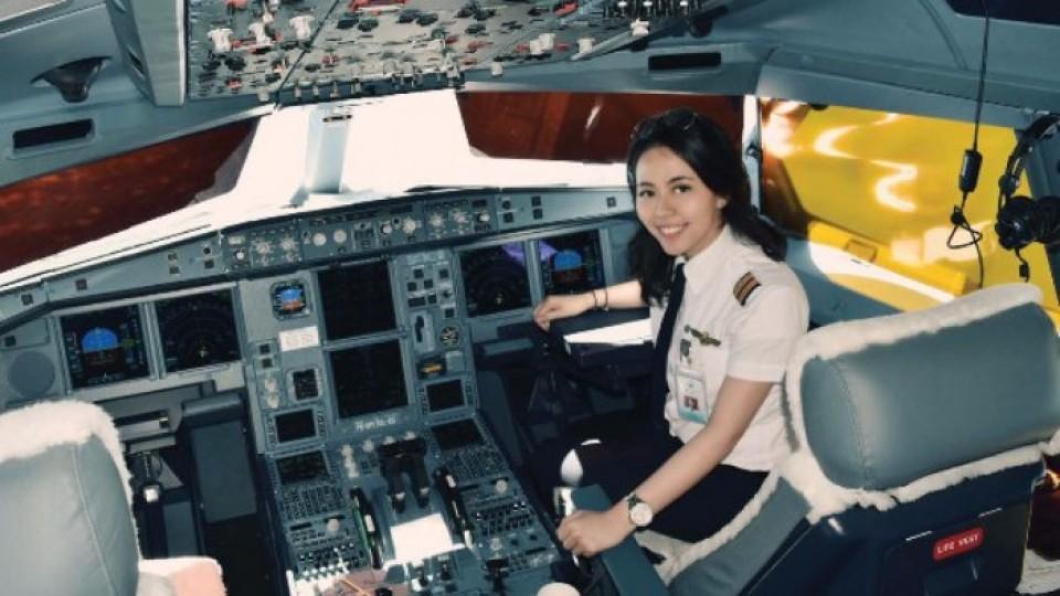 5 Pilot Paling Cantik yang Siap Taklukan Hatimu