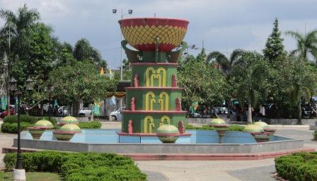 Alun-aun Taman Merdeka [m.radarbangka.co.id]