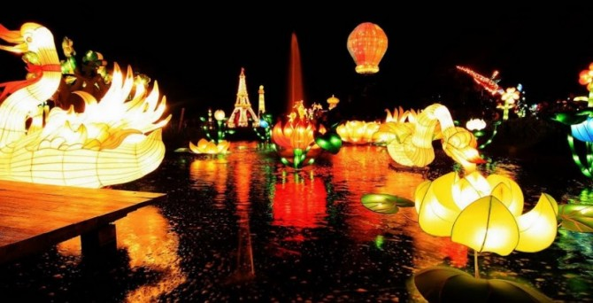 Batu Night Spectacular [malangcity.com]