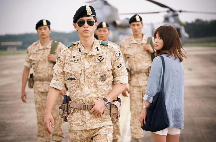 5 Rahasia Kepopuleran Drama Descendants of The Sun