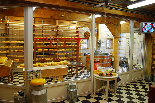 Dutch Cheese Museum (farm3.static.flickr.com)