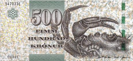 Krona Kepulauan Faroe (Sandyanadam)