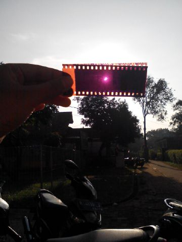 Roll film (photo by Chitra Fitriana)