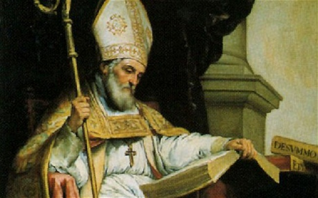 Isidore of Seville (Telegraph)