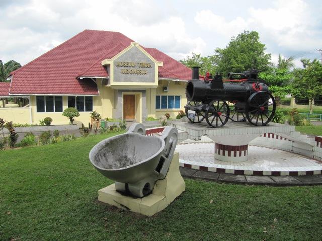 Museum Timah di Pangkal Pinang [bangkatour.com]